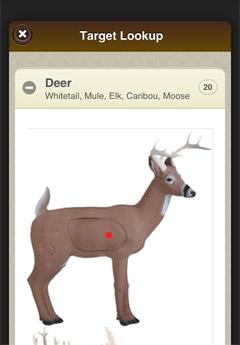 Deer Scoring App Iphone